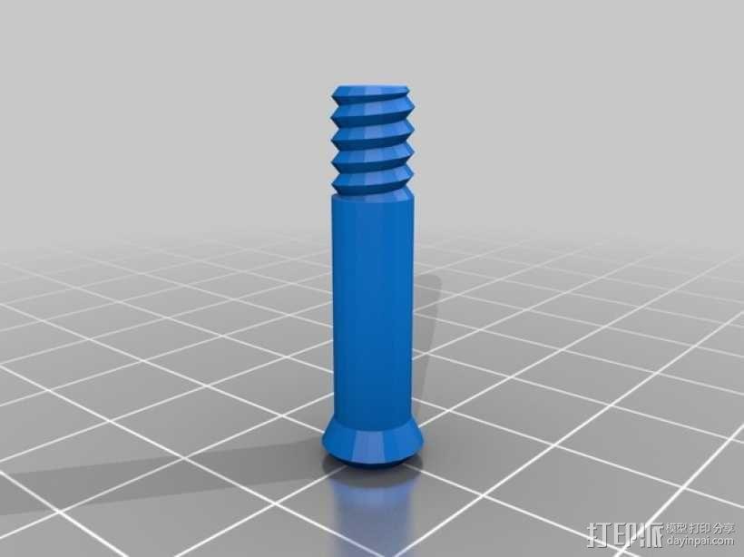 神奇的陀螺魔方齿轮 3D模型  图23
