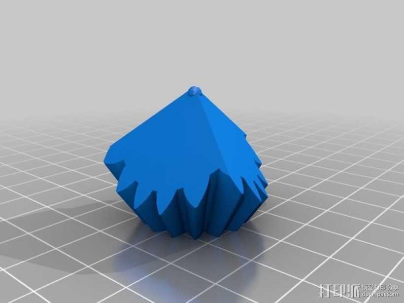 神奇的陀螺魔方齿轮 3D模型  图26
