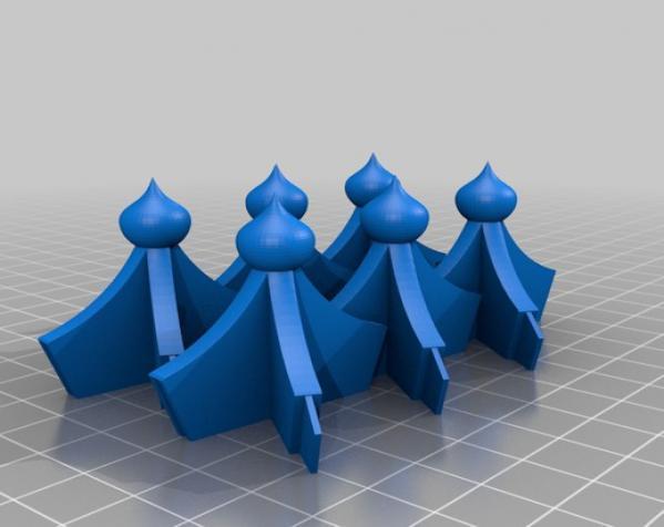 伊莱克特拉 三维打印模块化折纸 3D模型  图10