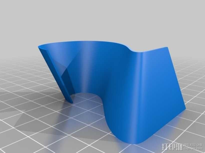 3D打印字母 3D模型  图5