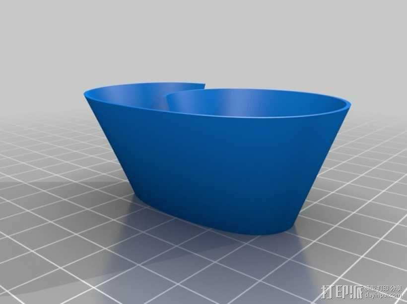 3D打印字母 3D模型  图7