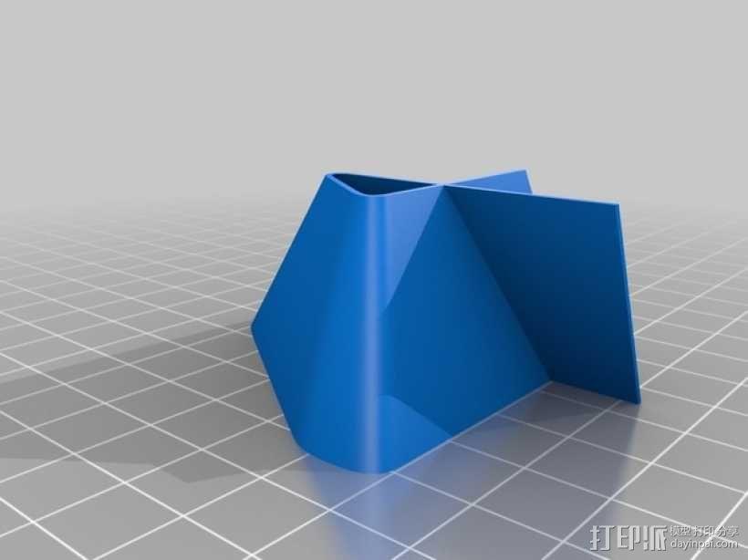 3D打印字母 3D模型  图6