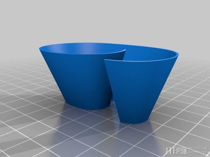3D打印字母 3D模型  图8
