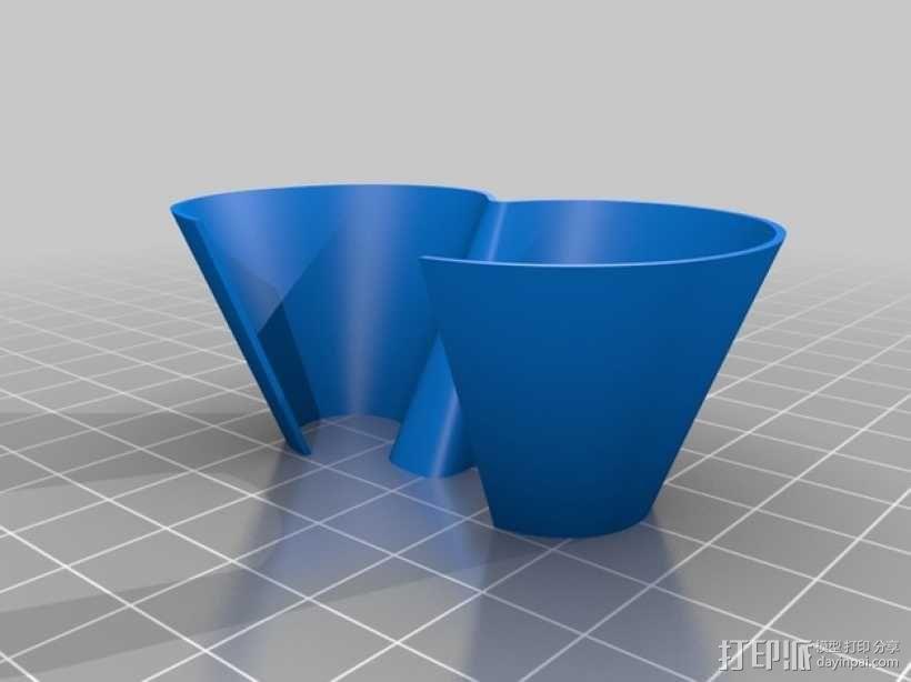 3D打印字母 3D模型  图9