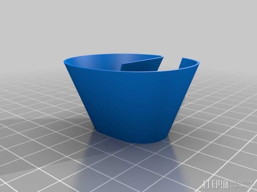 3D打印字母 3D模型  图16