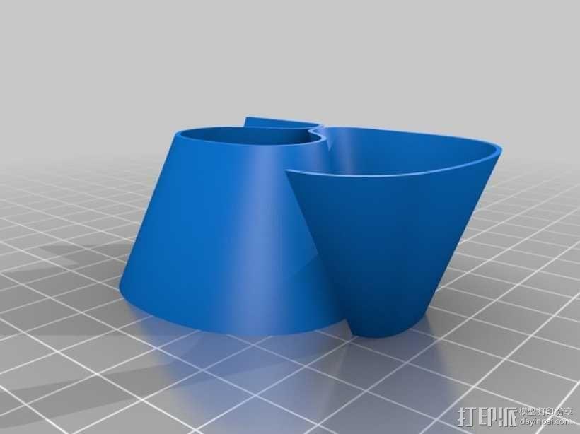 3D打印字母 3D模型  图18