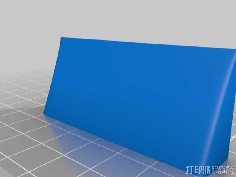 3D打印字母 3D模型  图21