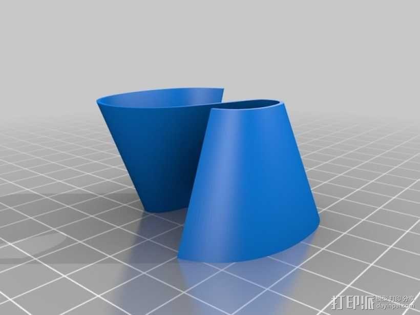 3D打印字母 3D模型  图24