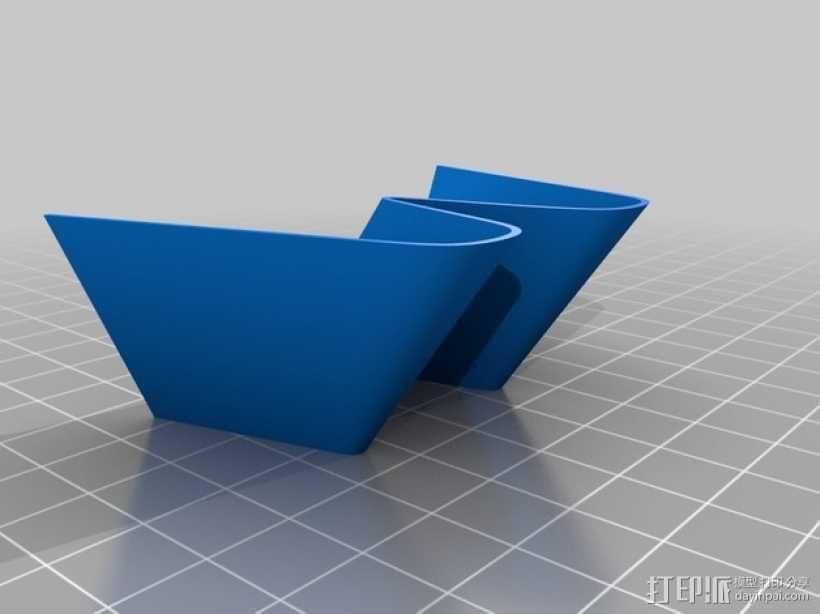 3D打印字母 3D模型  图36