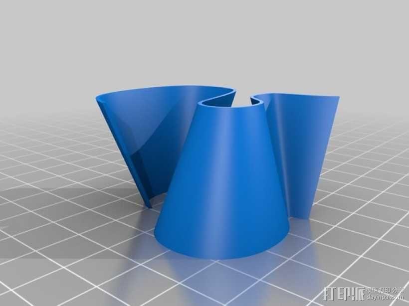 3D打印字母 3D模型  图39