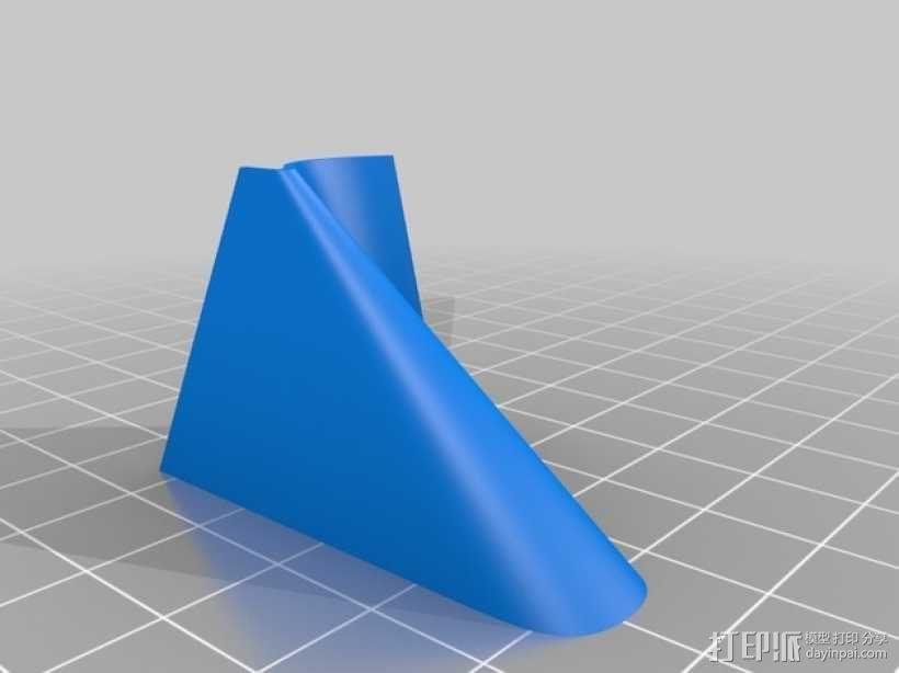 3D打印字母 3D模型  图40