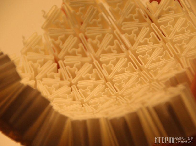 介孔结构材料 模型 3D模型  图6