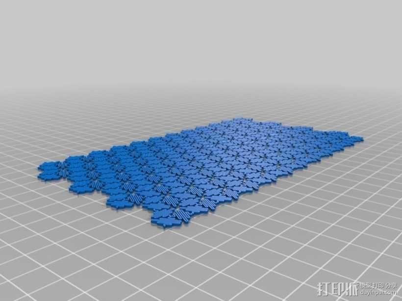 介孔结构材料 模型 3D模型  图12
