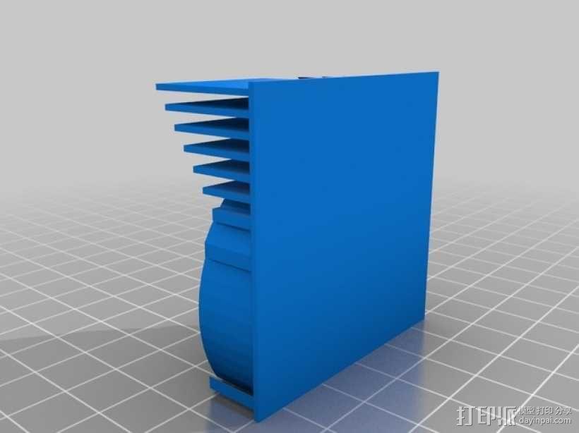 3D字母 3D模型  图4