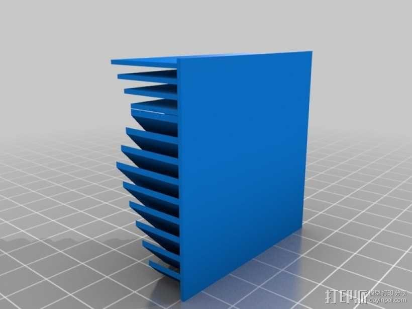 3D字母 3D模型  图7
