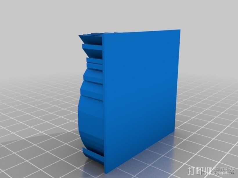3D字母 3D模型  图5