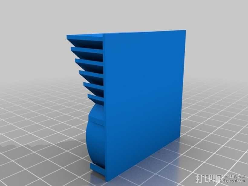 3D字母 3D模型  图6