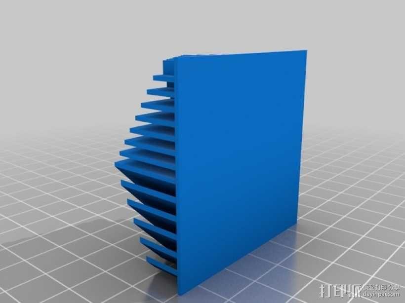 3D字母 3D模型  图8