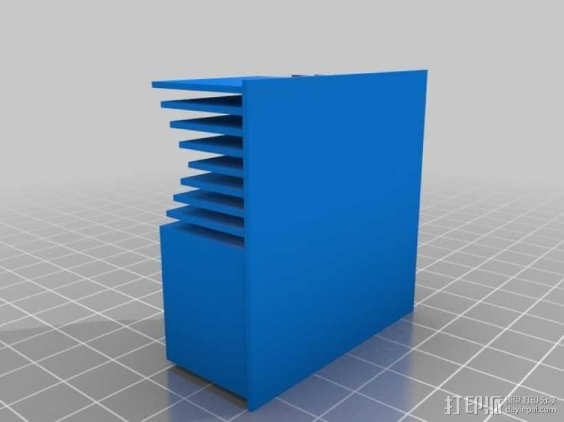3D字母 3D模型  图10