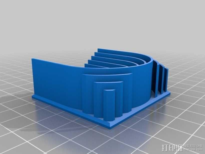 3D字母 3D模型  图11