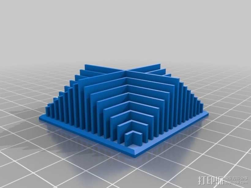 3D字母 3D模型  图14