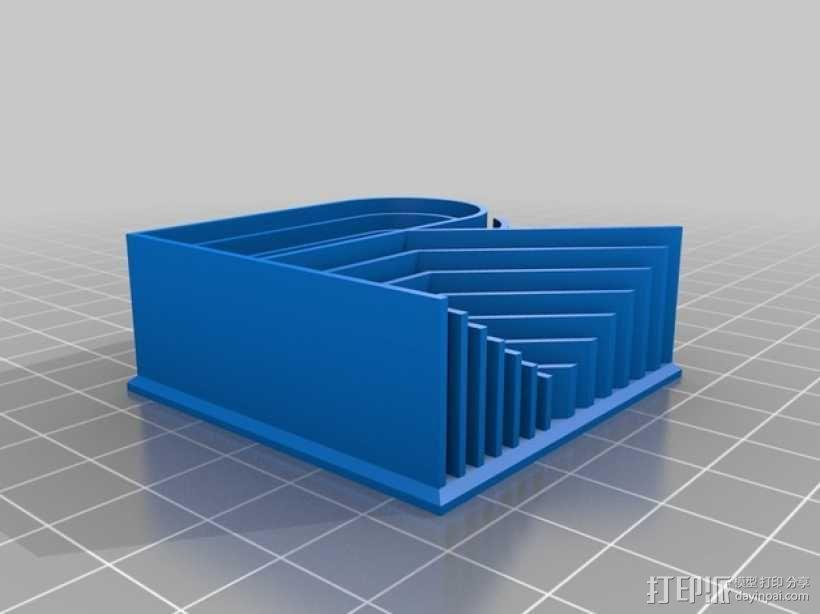 3D字母 3D模型  图16