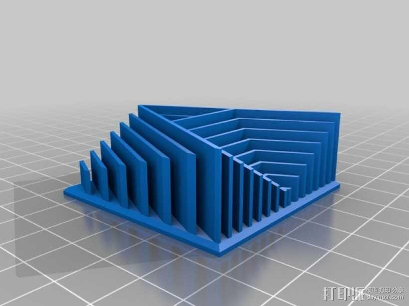 3D字母 3D模型  图17
