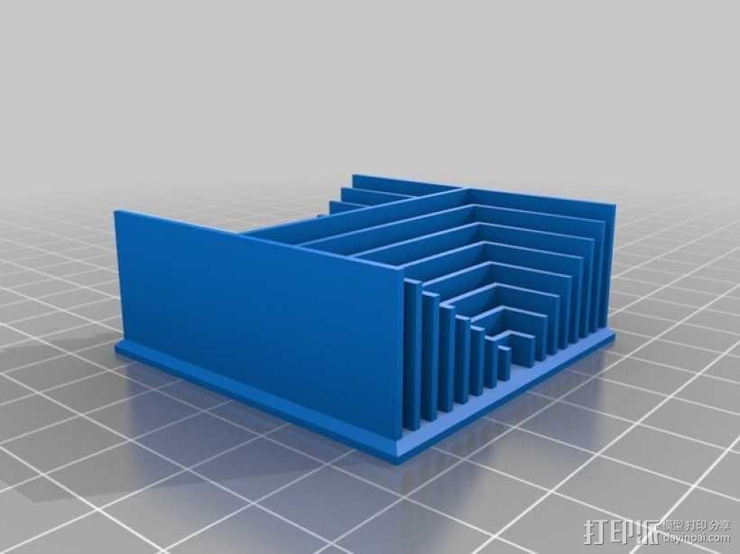 3D字母 3D模型  图23