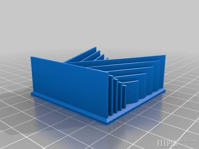 3D字母 3D模型  图28