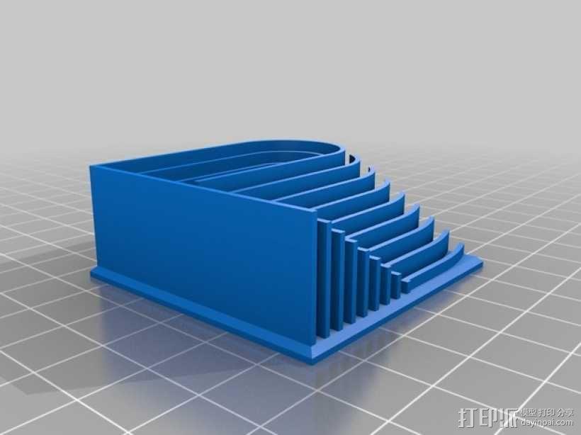 3D字母 3D模型  图26