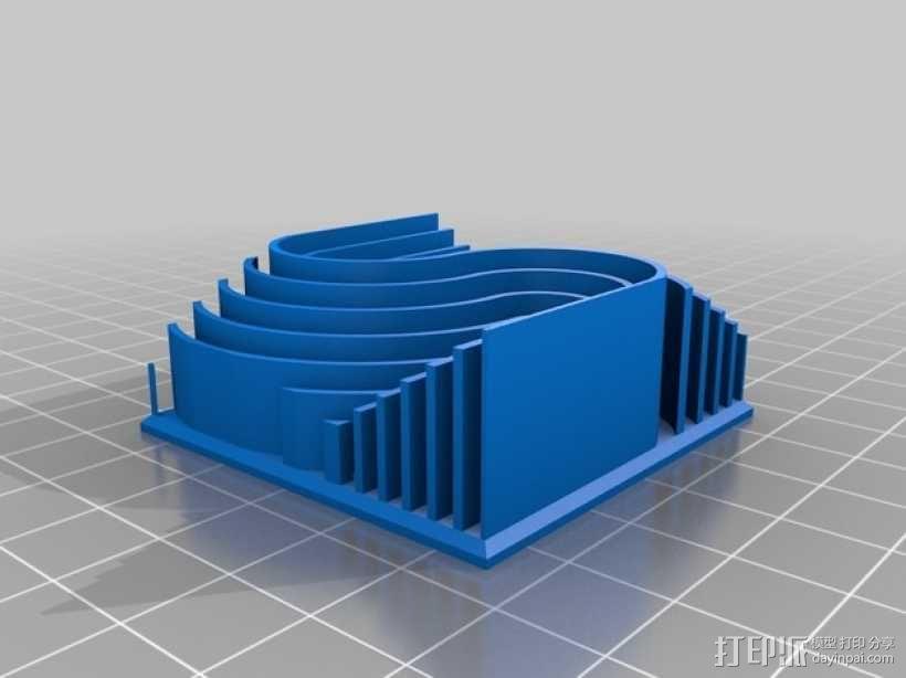 3D字母 3D模型  图30