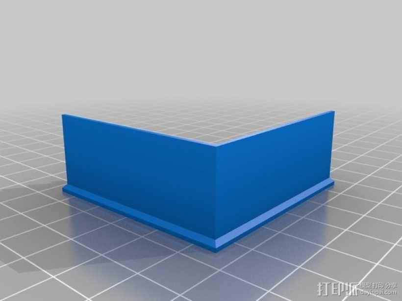3D字母 3D模型  图29