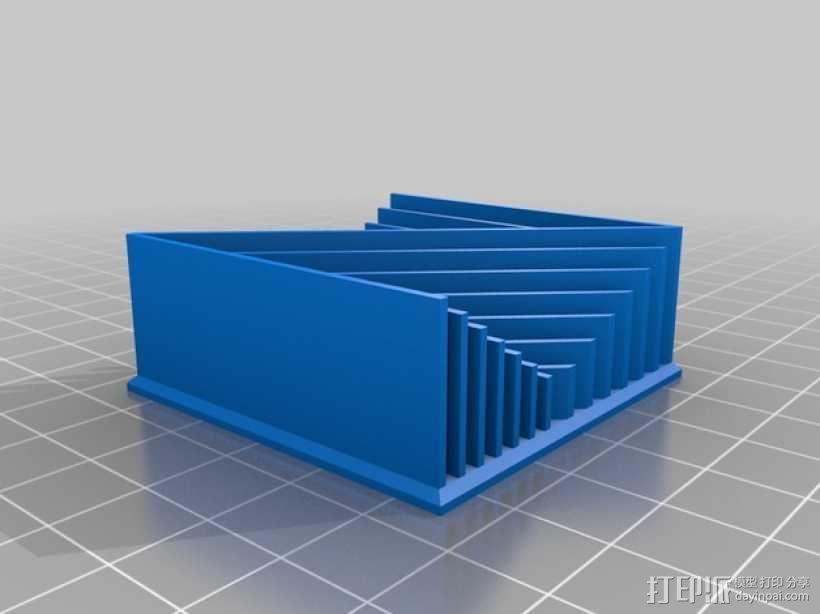 3D字母 3D模型  图31