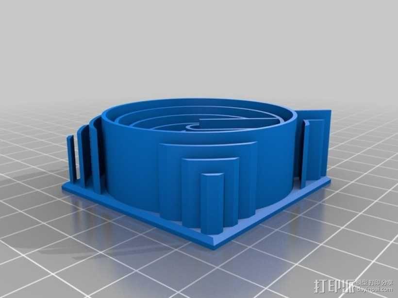 3D字母 3D模型  图32