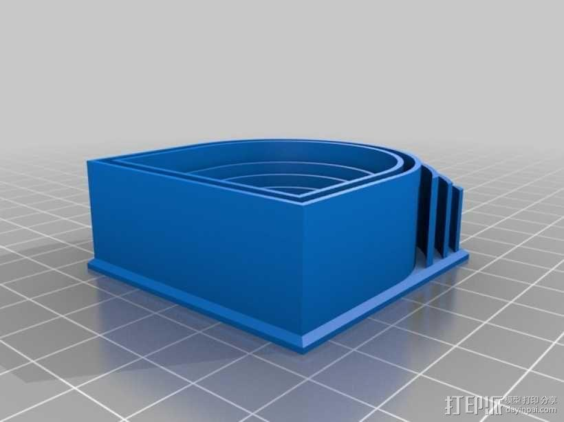 3D字母 3D模型  图35