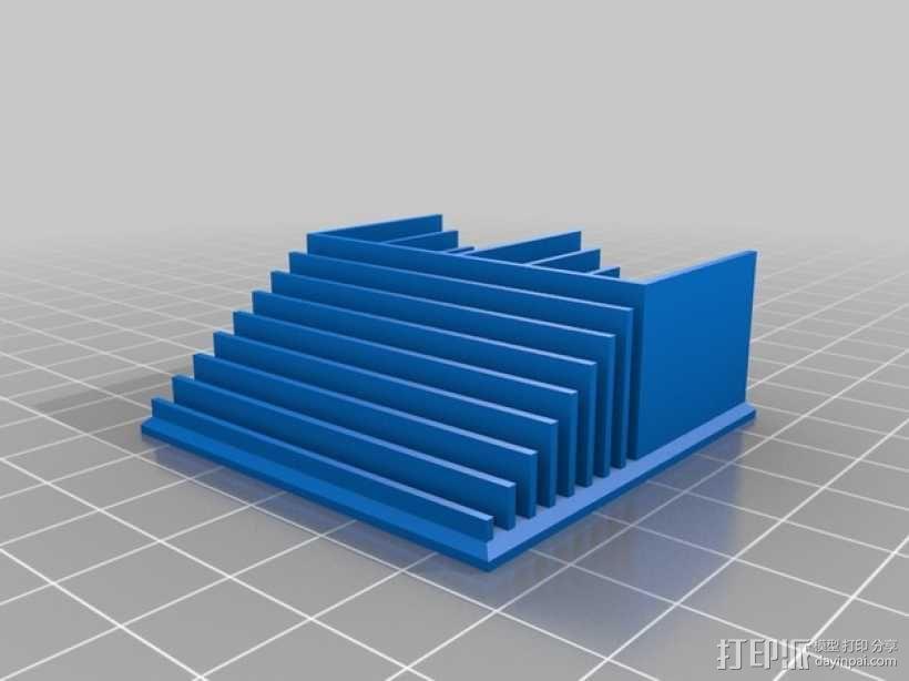 3D字母 3D模型  图36