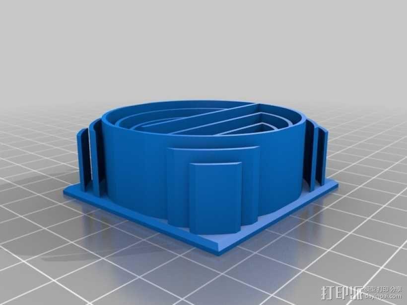 3D字母 3D模型  图39