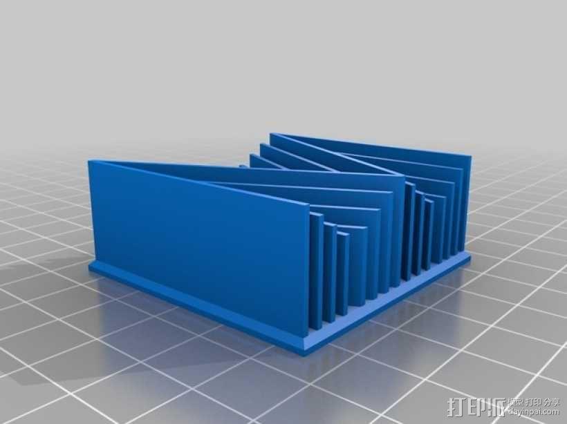 3D字母 3D模型  图41