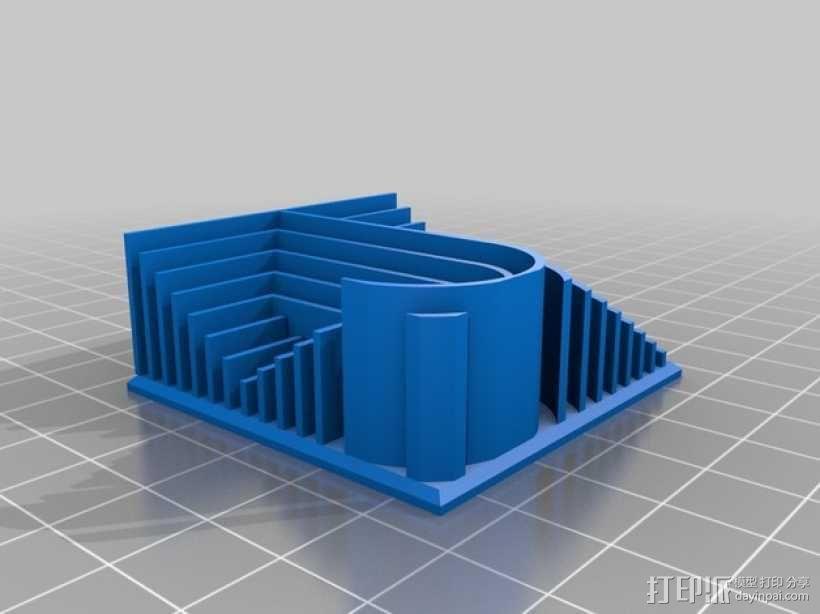 3D字母 3D模型  图40