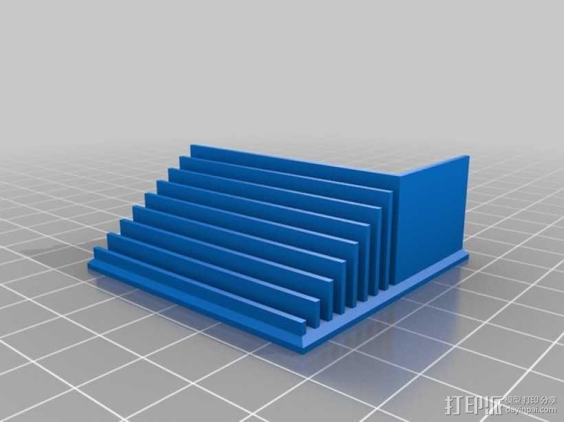 3D字母 3D模型  图43