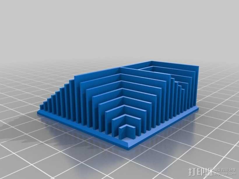 3D字母 3D模型  图44