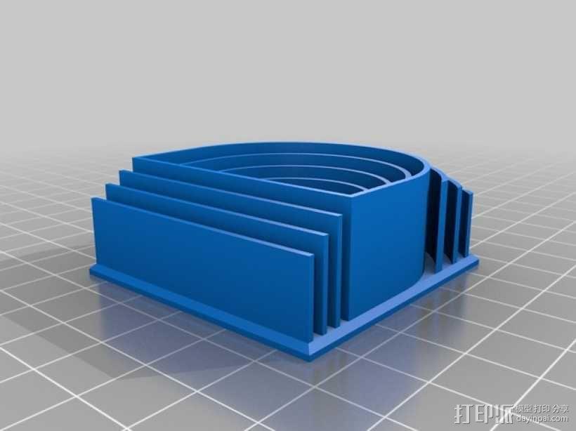 3D字母 3D模型  图45