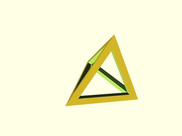 凸多边形 3D模型  图2