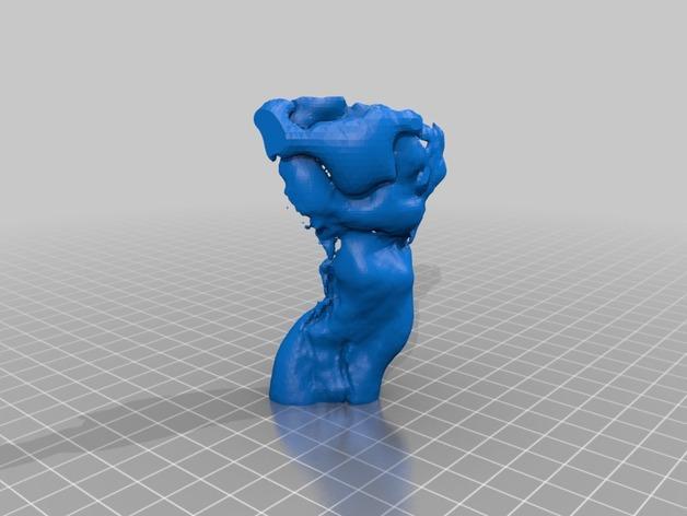小白兔 3D模型  图13