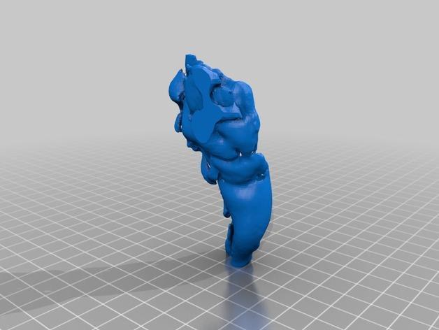 小白兔 3D模型  图18