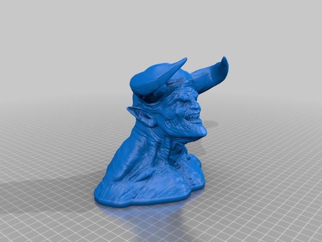 暗黑破坏神 3D模型  图3
