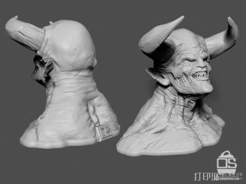 暗黑破坏神 3D模型  图4