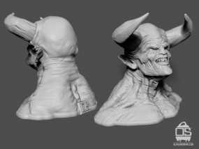 暗黑破坏神 3D模型