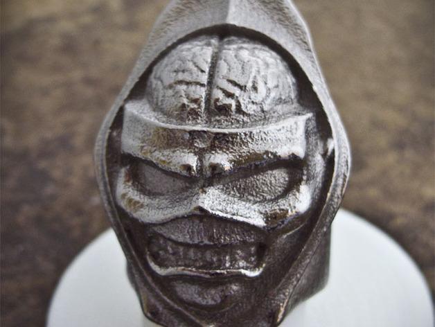 怪物Eddie 3D模型  图3