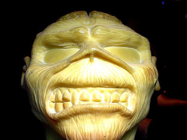 怪物Eddie 3D模型  图2